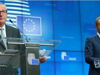 Juncker ve Tusk enkaz devretti