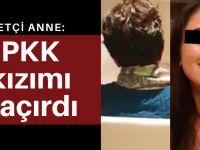 Gurbetçi anne PKK'ya meydan okudu