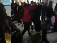 İngiltere'de Müslüman kıza çocuğuna ırkçı saldırı