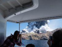 Volkan faaliyete geçti: 1 ölü ve 20'den fazla yaralı