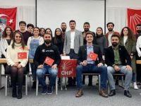 CHP'li gençler İsviçre'de buluştu