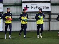 Fenerbahçe, Çaykur Rizespor'a hazırlanıyor