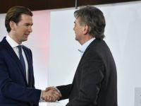 Avusturya'da yeni koalisyon hükümeti kuruldu