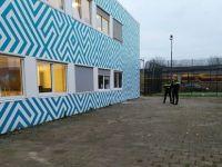 Hollanda'da İslam okuluna kundaklama girişimi