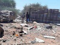 Türklerin de bulunduğu bölgede bombalı patlama
