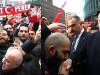 Erdoğan, Libya Zirve için Berlin'de