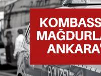 Kombassan mağdurları Ankara'da