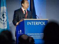 Interpol'un eski başkanına 13,5 yıl hapis