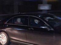Merkel İstanbul'a geldi