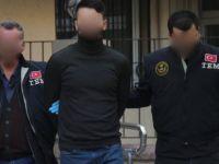 PKK'ya maddi yardımdan Türkiye'de tutuklandı