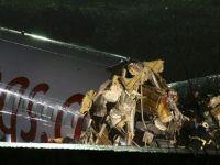 Pegasus uçağı pistten çıktı: 3 ölü