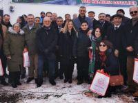 Avusturyalı Alevilerden Serçeşme'ye destek