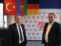 Azerbaycan Nahçıvan Köln Spor Kulübü açıldı