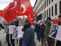 'Bir Türk'ün katledilmesini unutmayacağız'