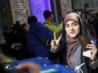 İran halkı sandık başında