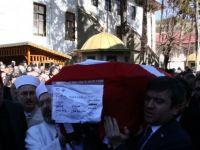 Fatih Saraçoğlu toprağa verildi