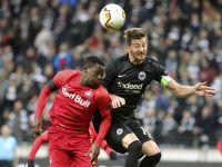 Eintracht Frankfurt maçına fırtına engeli
