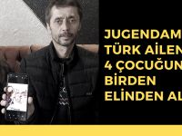4 çocuklarını Jugendamt aldı