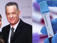 Tom Hanks ve eşi virüse yakalandı