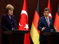 Merkel, Gezi sorusu karşısında zor anlar yaşadı