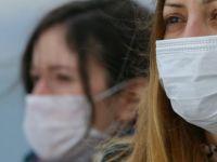 Almanya'da maske takmak zorunluluğu