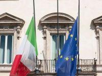 İtalya yasta, bayraklar yarıya indi
