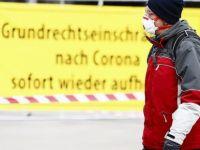 Almanya'da korona ölümleri 2 bine yaklaştı