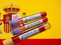 İspanya'da 24 saatte 683 korona ölümü