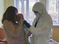3 aylık bebek koronaya yakalandı