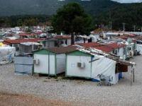 Sığınmacı kampında 28 korona vakası