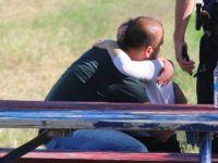 Kızını görmeye giden gurbetçi hayatını kaybetti
