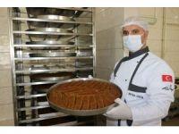 Tescilli Diyarbakır kadayıfı korona virüse rağmen ayda 50 ton tüketildi
