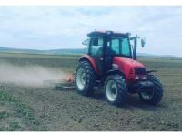 Altıntaş ilçesinde çiftçiler pancar ekimini yeniden yaptı