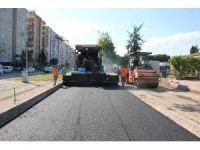 Vatan Bulvarı'nın içme suyu hattı ve asfaltı yenilendi