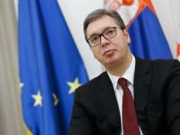 Sırbistan Cumhurbaşkanı Vucic Bulgaristan'ı Ziyaret Etti
