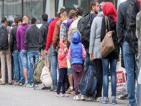 Avrupa'ya ekim ayında 218 bin mülteci geldi