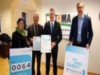Almanya TEMA Vakfı'na ödül
