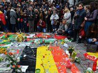 Belçika terör kurbanlarının yasını tutuyor