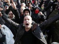 Aşırı sağcılar Brüksel'İ bastı