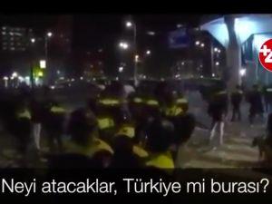 'Neyi atacaklar, Türkiye mi burası?'