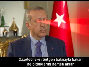 Alman devlet televizyonundan Erdoğan klibi