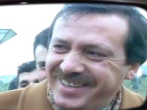 Erdoğan'ı kahkahaya boğan mezarlık sorusu