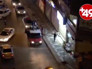 Şanlıurfa'da silahlı 'evet' kutlaması