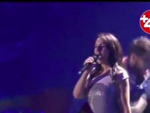 Cemile'ye Eurovizyon'da büyük ayıp