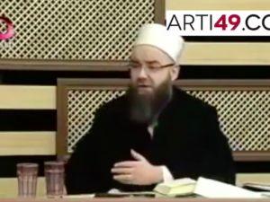 Cübbeli Ahmet: Kıdem tazminatı almak caiz değil