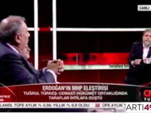 Türkeş: Vallahi billahi o silahlar Türkmenlere gitmiyordu