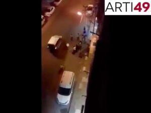 Şırnak'ta Ramazan davulcusu halaya kaldırdı