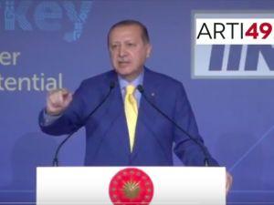 Erdoğan: Yargı yarın bir yerlere davet ederse şaşmayın