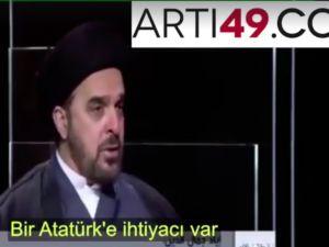'Keşke Irak'ta da bir Atatürk çıksa'