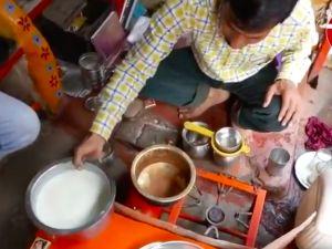 Hindistan'da kahve keyfi